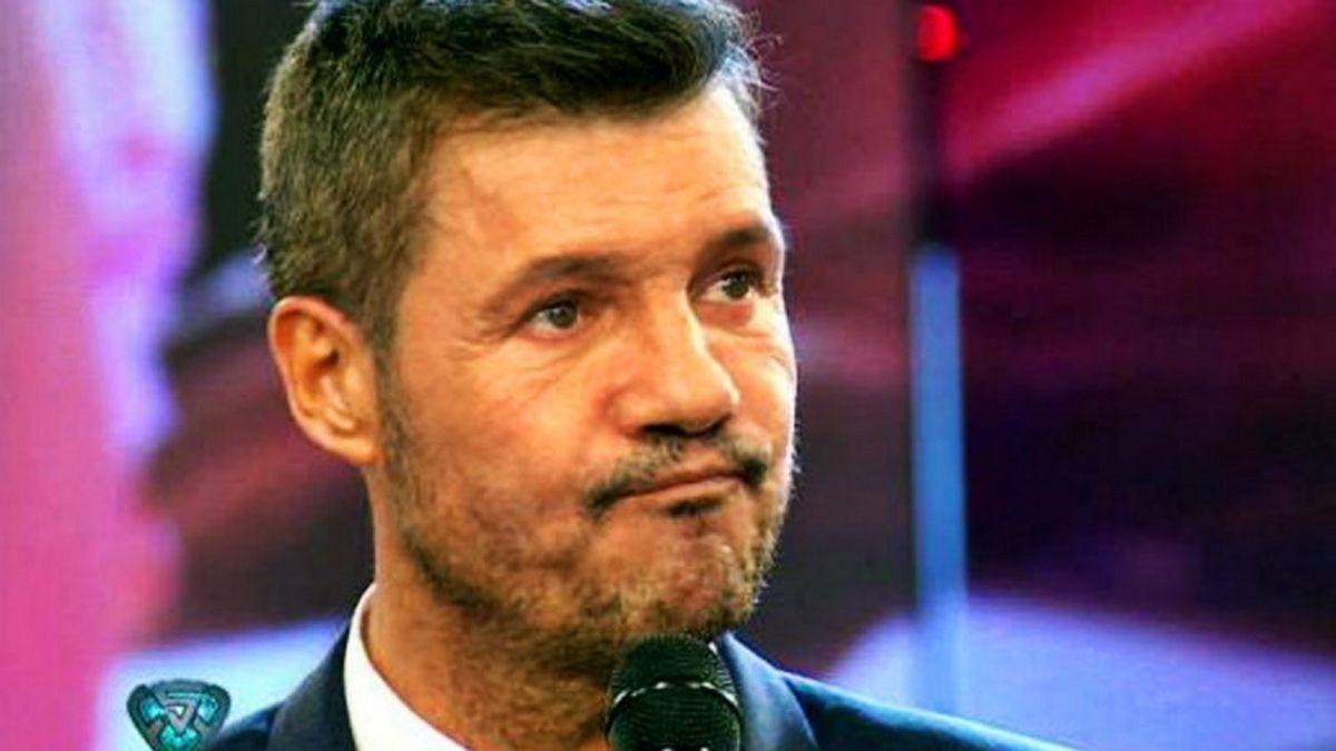 La noche negra de Marcelo Tinelli a pesar del cambio de horario
