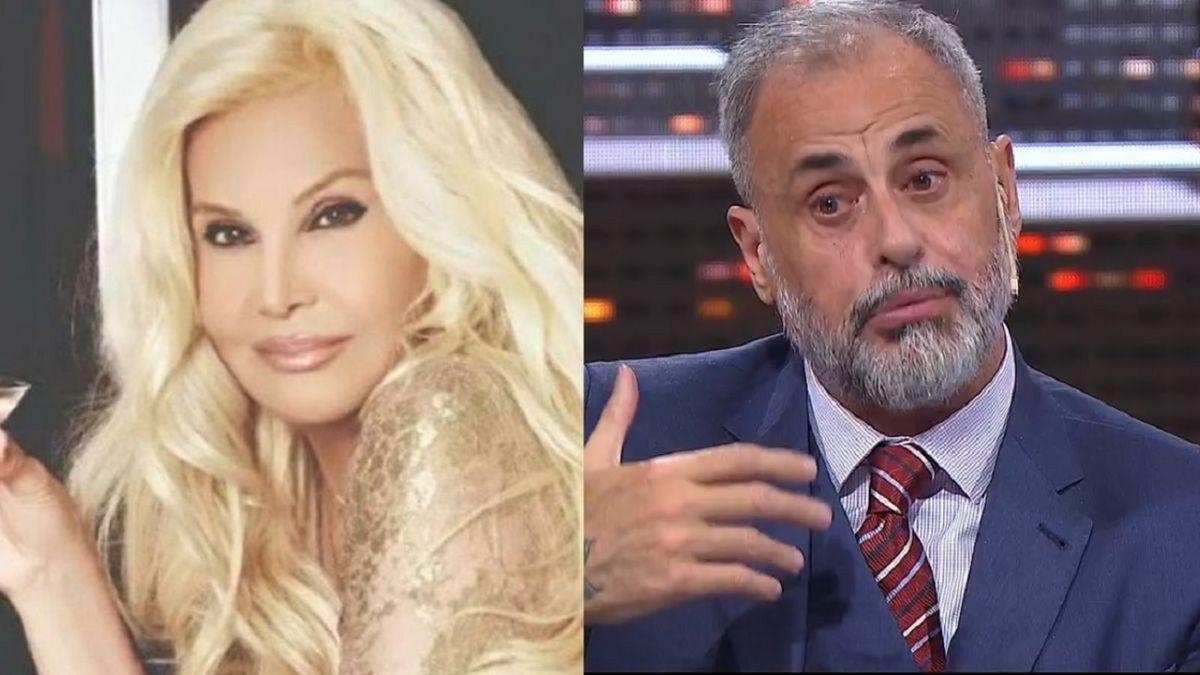 Jorge Rial aniquiló a Susana Giménez: dijo que es bicha y mala