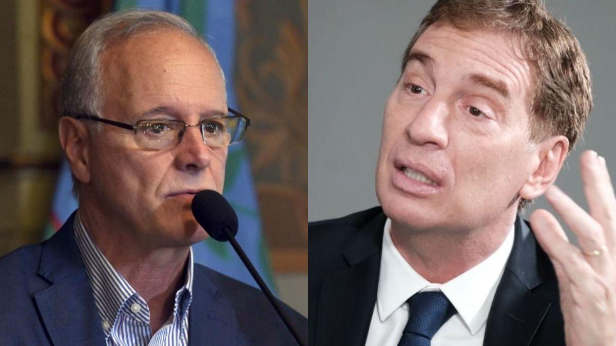 La justicia electoral observó las candidaturas de Daniel Gollan y Diego Santilli por sus domicilios.