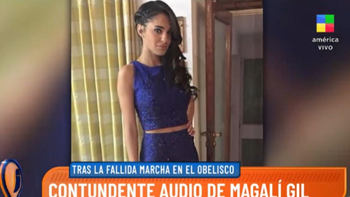 ¿Magalí Gil es hija de Diego Maradona? Se conoció el ADN