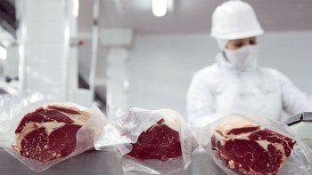 Con fuerte acento en el mercado interno, entran en vigencia las declaraciones juradas para la exportación de carne (Foto: archivo).