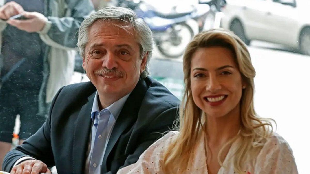 Alberto Fernández y Fabiola Yáñez esperan un hijo para abril del año próximo.