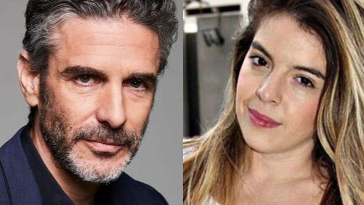 Leo Sbaraglia dio detalles de la charla privada que tuvo con Dalma Maradona tras la polémica por la serie de Diego