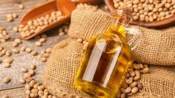 Exportaciones de aceite de soja alcanzaron un récord histórico