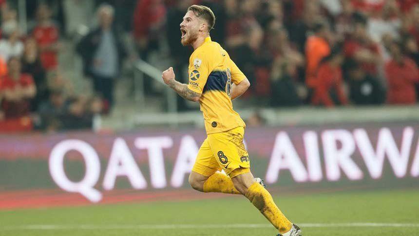 Copa Libertadores: Boca le ganó 1-0 a Athletico Paranaense y se trae un gran resultado desde Brasil