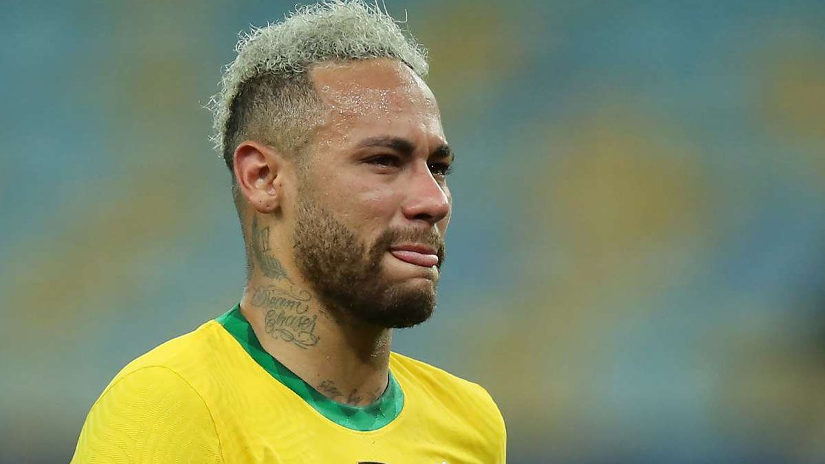Neymar reveló que el de Qatar podría ser su último Mundial.
