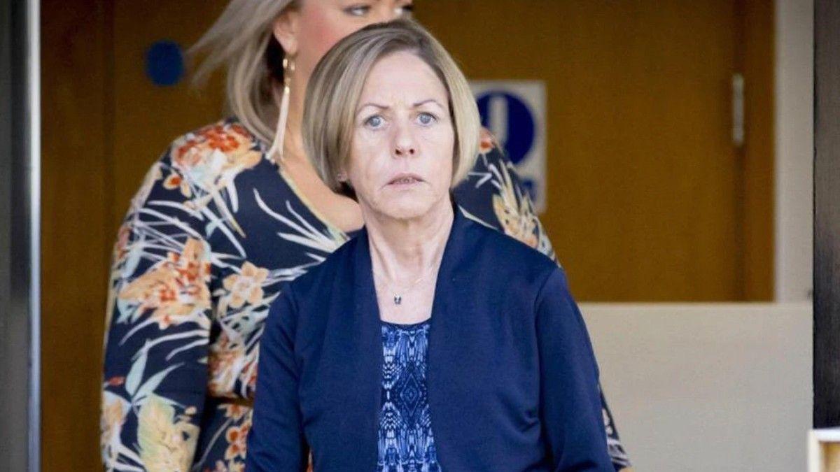 Margaret Loughrey.