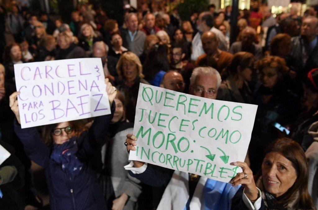 Lava Jato, Cristóbal López y corrupción, los reclamos de la marcha del #12A