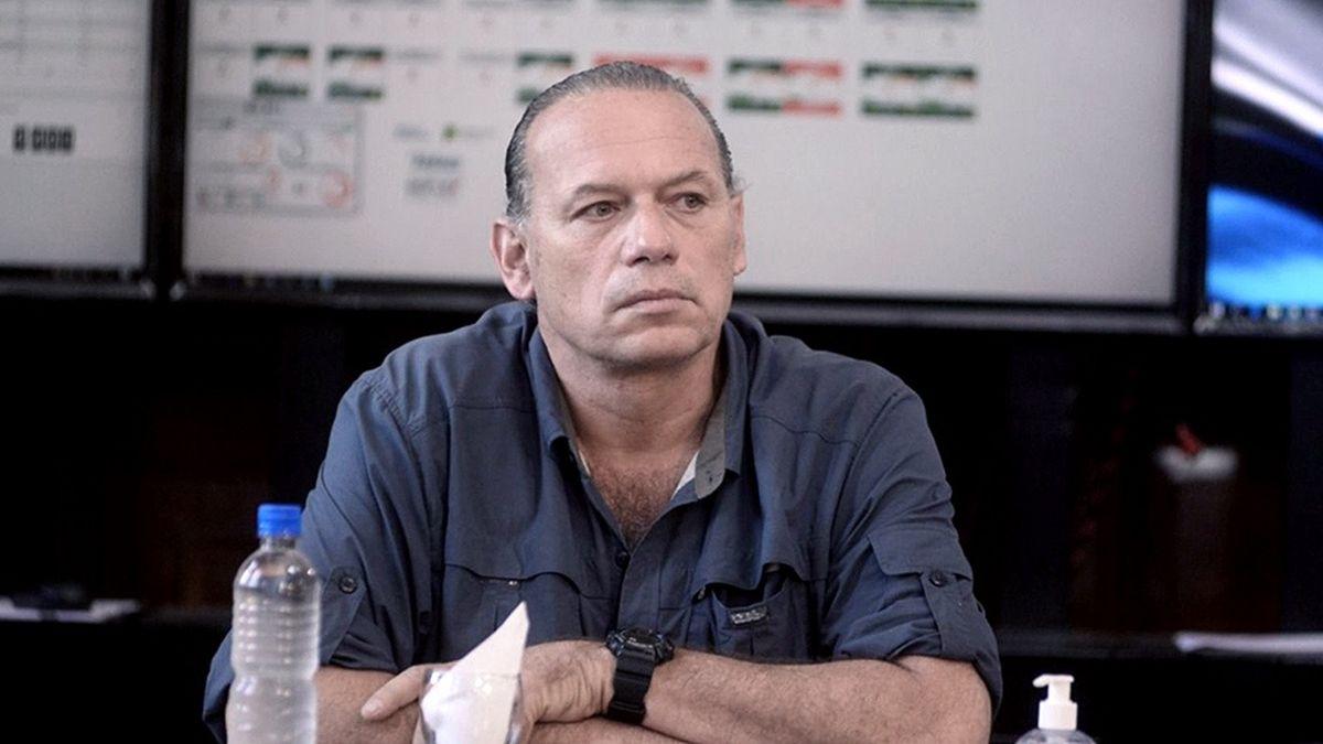 Berni desafió a Frederic con un allanamiento en Rosario y volvió a apuntar contra Frederic (Foto: Telam).