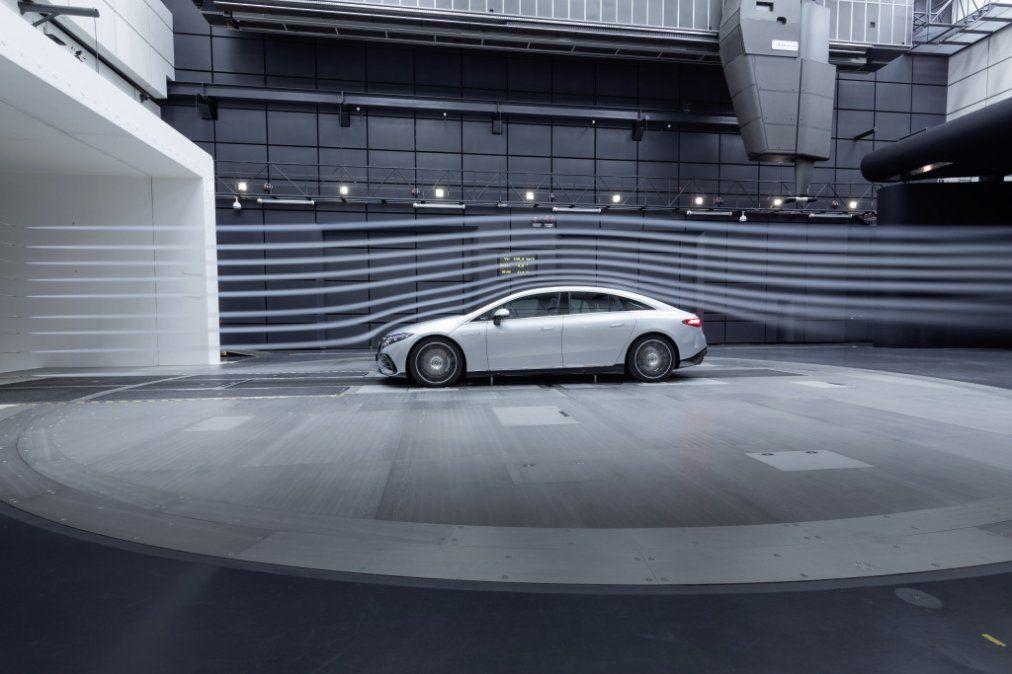 Como fruto de la combinación de un diseño específico para un vehículo eléctrico —lo que los diseñadores llaman «Purpose-Design»— con un perfeccionamiento sistemático de los detalles y una estrecha cooperación con los diseñadores