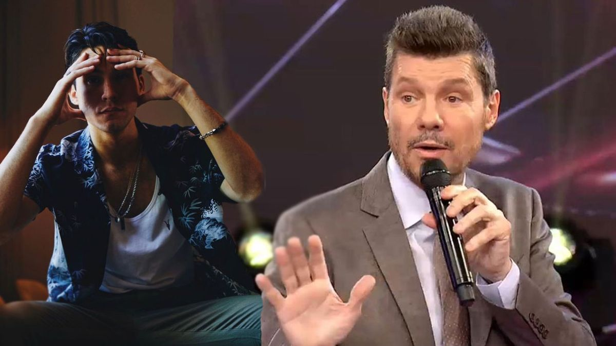 Fran Tinelli cuestionó al aire a ShowMatch y Marcelo lo advirtió