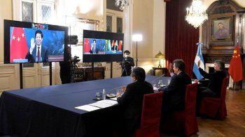 El Parlamento chino respaldó a la Argentina en su negociación con el Fondo por la deuda