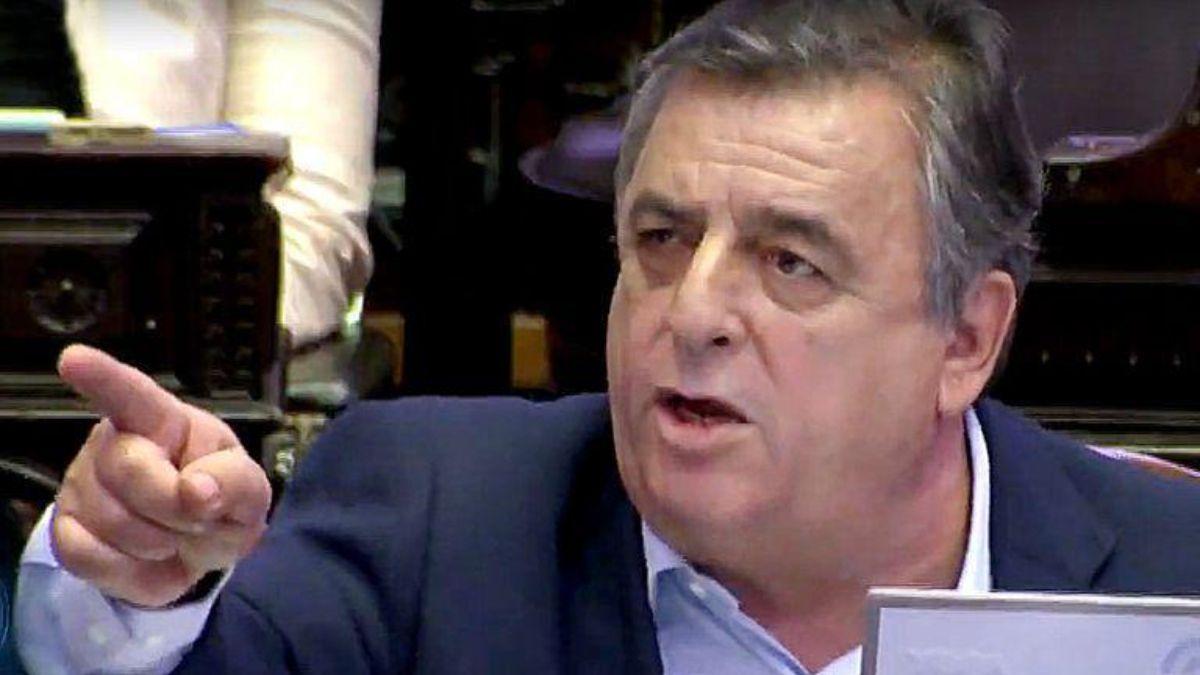 El diputado Mario Negri anunció que pedirá informes al Gobierno sobre el contrato con Rusia por las vacunas Sputnik V. Foto: Archivo.