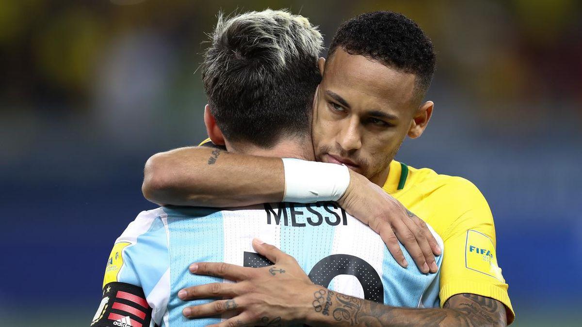 Las casas de apuestas dan como favorito a Brasil ante Argentina en la final de la Copa América.