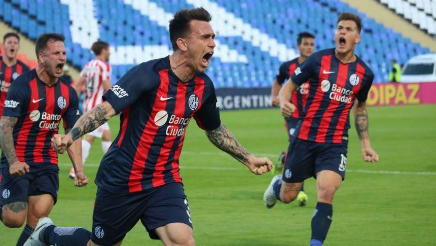 Copa Argentina: San Lorenzo se metió en los cuartos tras ganarle a Estudiantes por 3-1