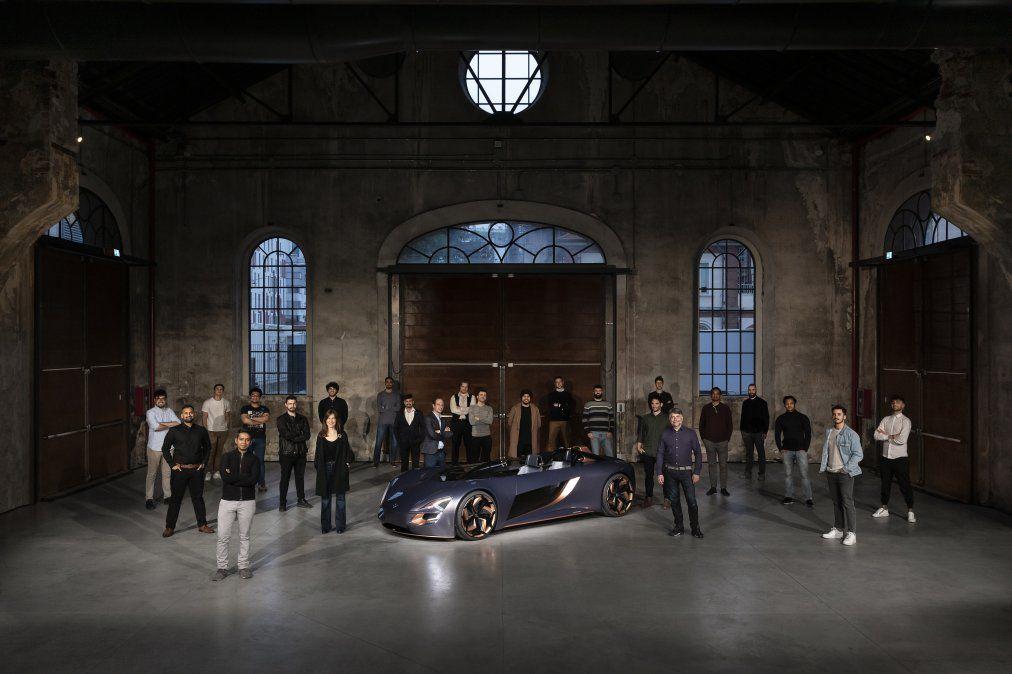 El Instituto Europeo de Diseño presenta Suzuki Misano