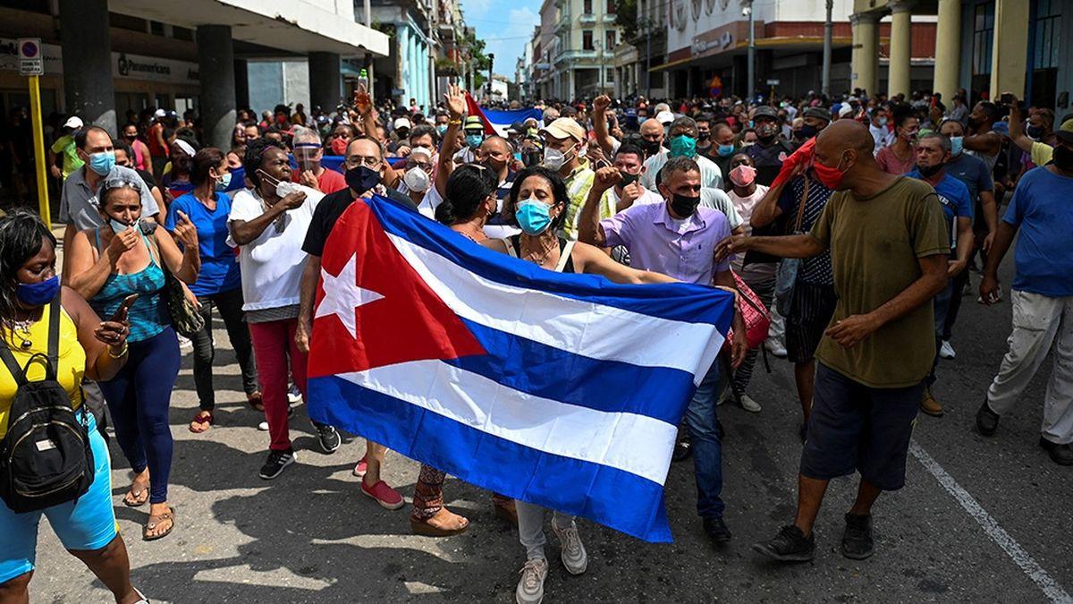 Cuba: protestas en las calles