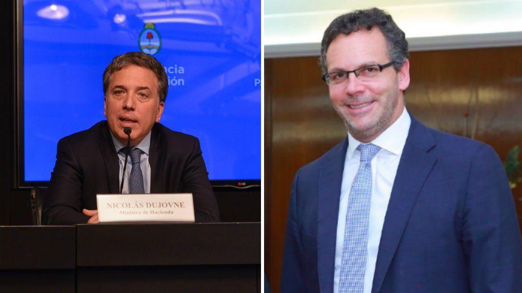 Un juez ordenó medidas para determinar la responsabilidad de Dujovne y Sandleris en la disparada del dólar tras las PASO