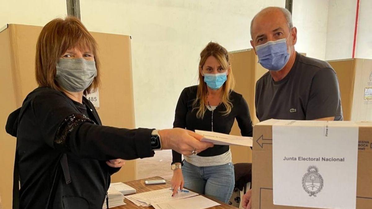 """El objetivo de Juntos por el Cambio es alcanzar el 45% de votos a nivel nacional. """"Nos proyectaría a 2023 sin depender de nadie"""", dijo un allegado a Patricia Bullrich (Foto: archivo)."""