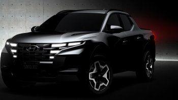 Hyundai Santa Cruz: La pick-up que faltaba