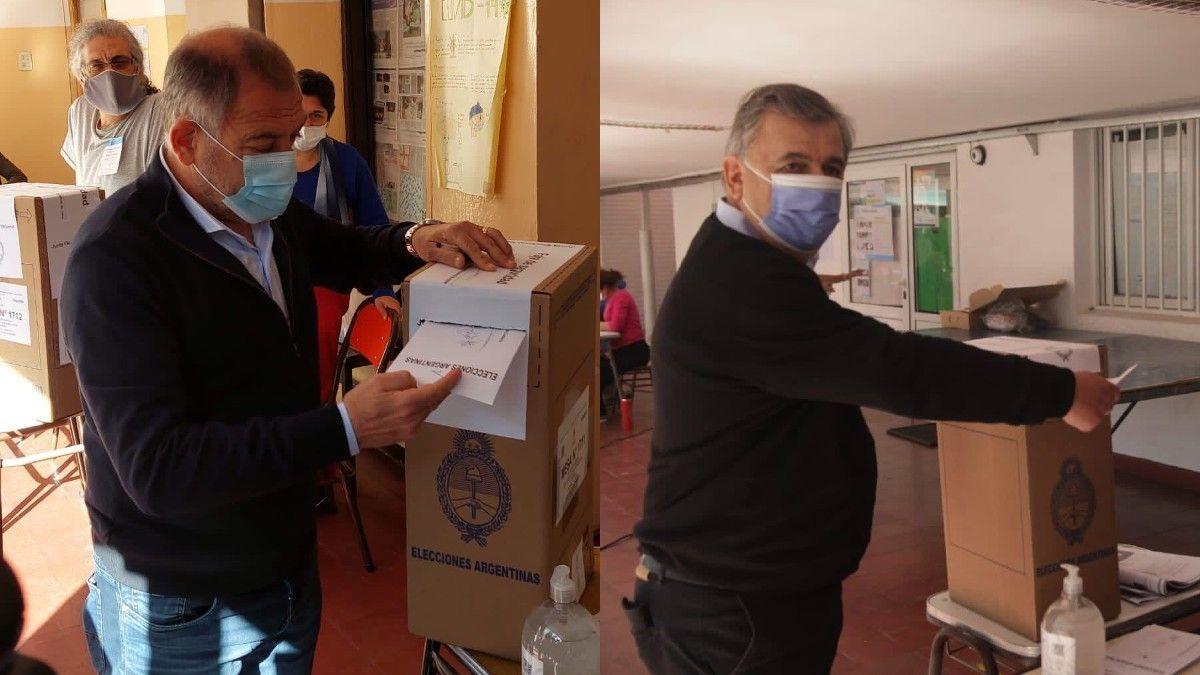 Elecciones PASO 2021 en Córdoba. Luis Juez se impuso a Mario Negri.