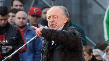 Yasky anticipó que buscará la reunificación del movimiento obrero en la CGT