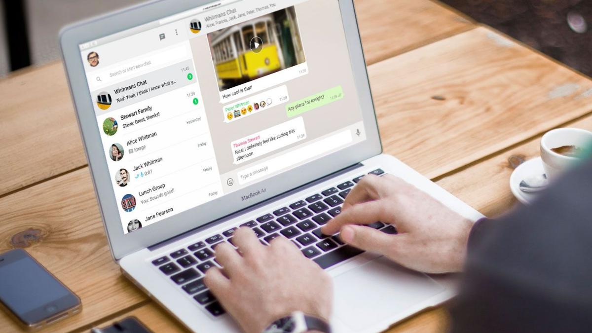 WhatsApp Web y el truco para que nadie te vea en línea o conectado en la PC