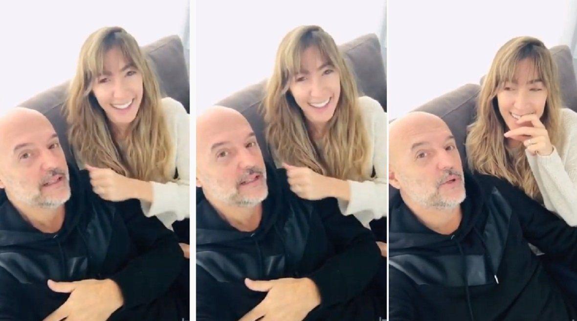 La curiosa entrevista de Guillermo López a su mujer Nella Ghorghor: ¿Cómo es el Pelado para convivir?
