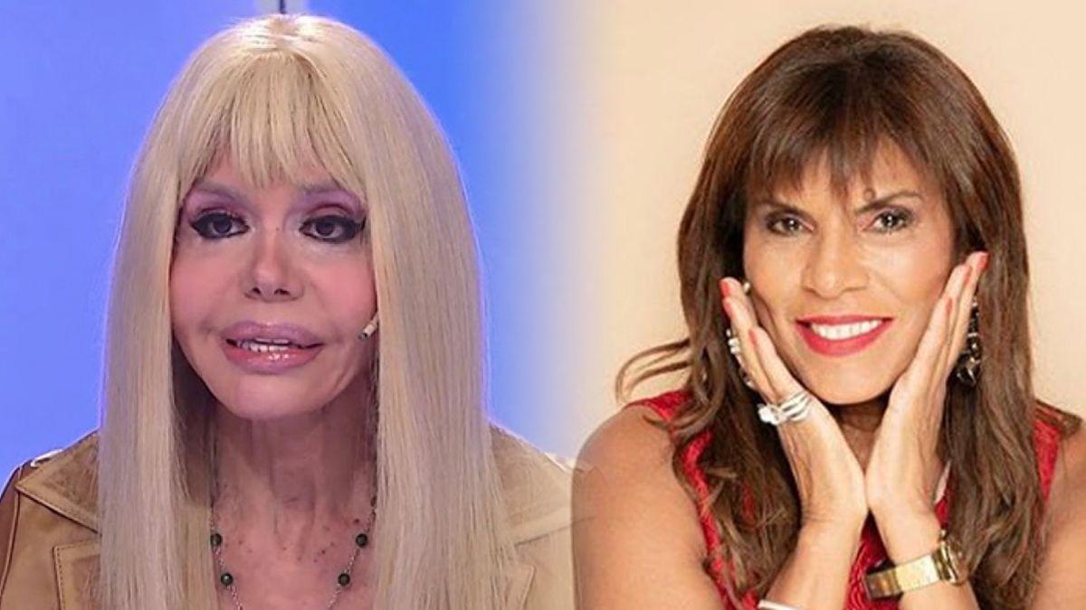 Anamá Ferreira y Adriana Aguirre, durísimo comentario en vivo