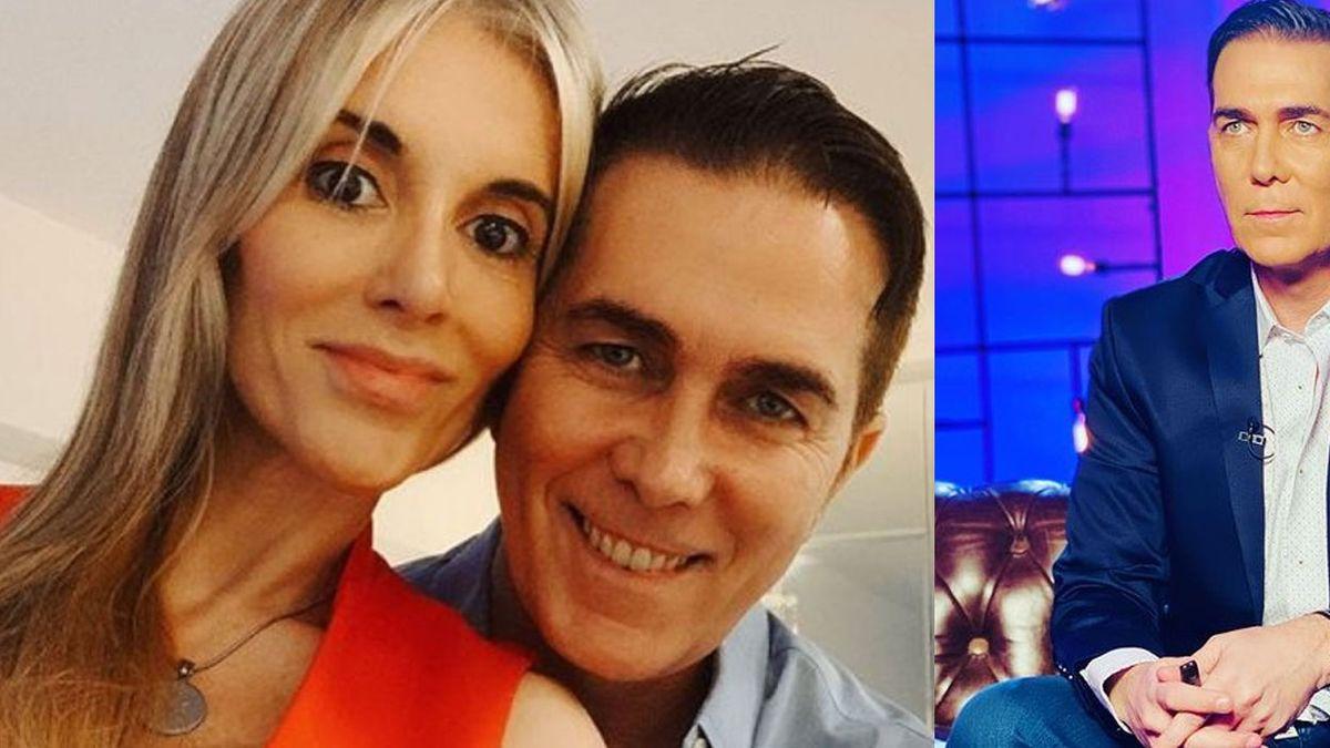 Rodolfo Barili suspendió el casamiento con Lara Piro