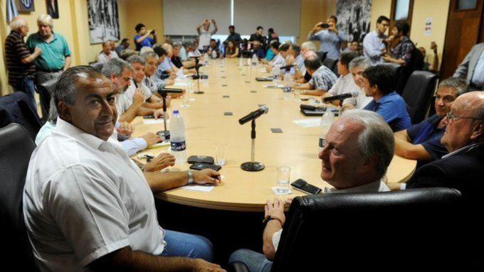 El viernes Alberto Fernández visitará por primera vez como presidente electo a la CGT