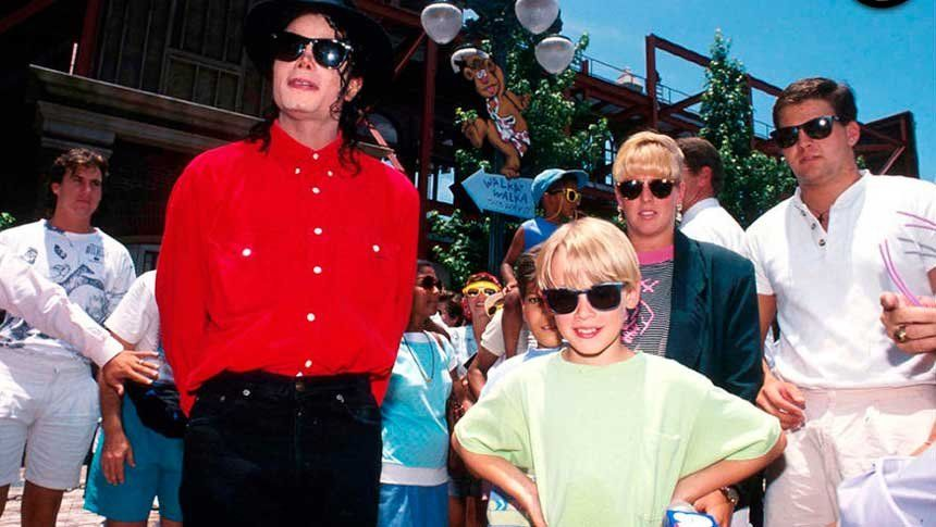 Macaulay Culkin reveló cómo era su relación con Michael Jackson