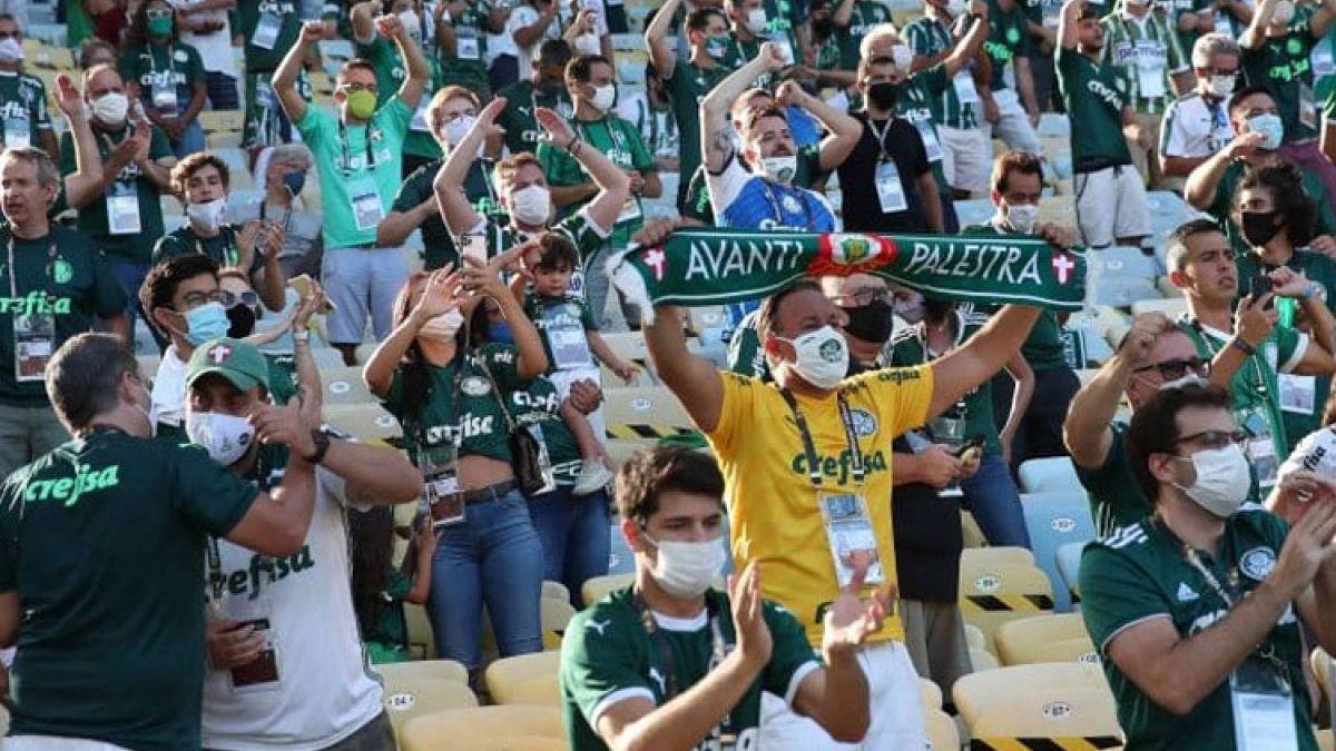 La final de la Copa Libertadores 2021 se disputó con público