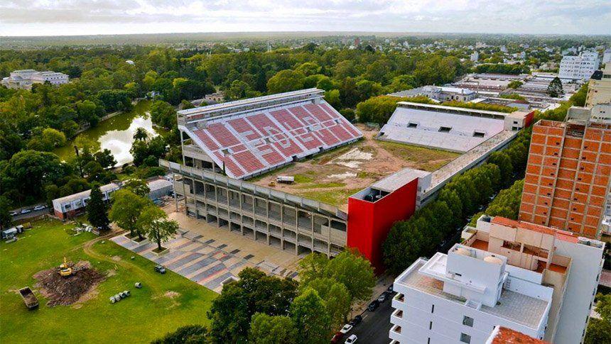 La casa del Pincha: Verón anunció la fecha de inauguración del nuevo estadio de Estudiantes