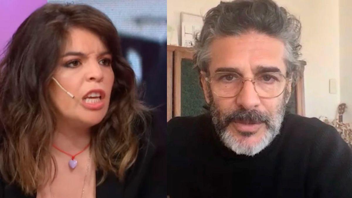 El fuerte descargo de Dalma Maradona tras las críticas de Leo Sbaraglia a Claudia Villafañe por la serie de Diego Maradona.
