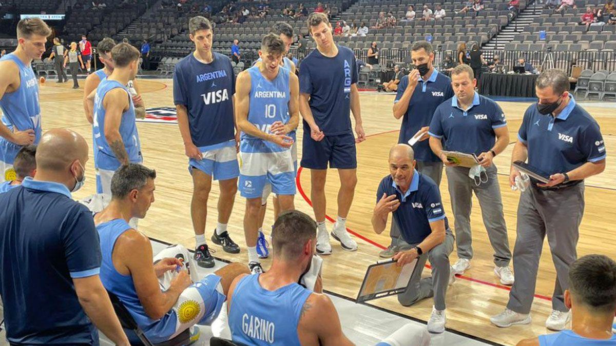 La Selección de básquet irá por la clasificación a cuartos ante Japón.