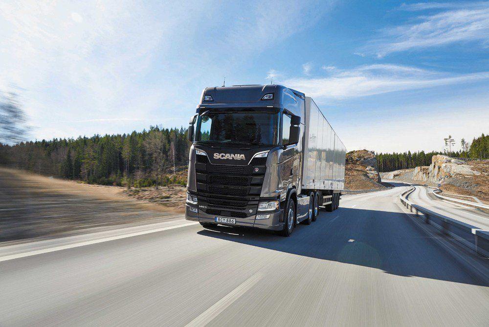 Scania serie S y serie R. Para la nueva gama de vehículos comerciales pesados del fabricante sueco Scania