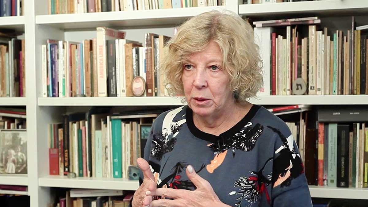 Murió Tamara Kamenszain: tenía 74 años y fue una referente de la poesía argentina