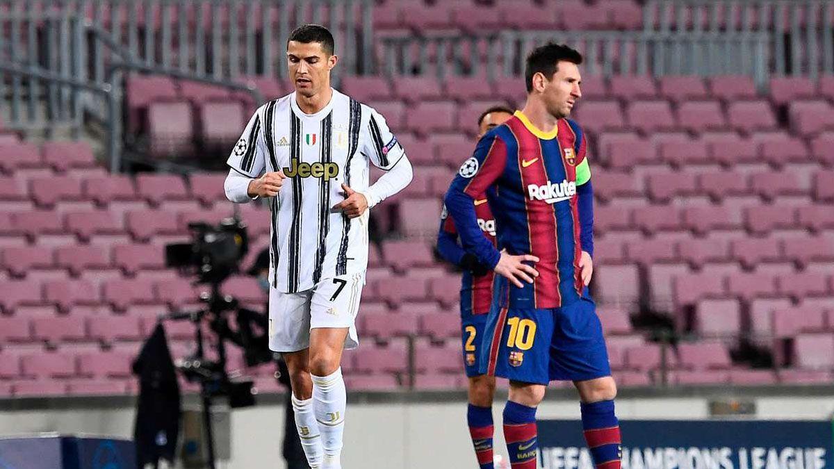 El plan secreto de Laporta para juntar a Messi y Cristiano en Barcelona.