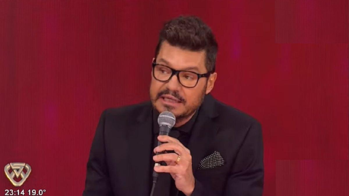 Marcelo Tinelli fue jurado por primera vez en La Academia