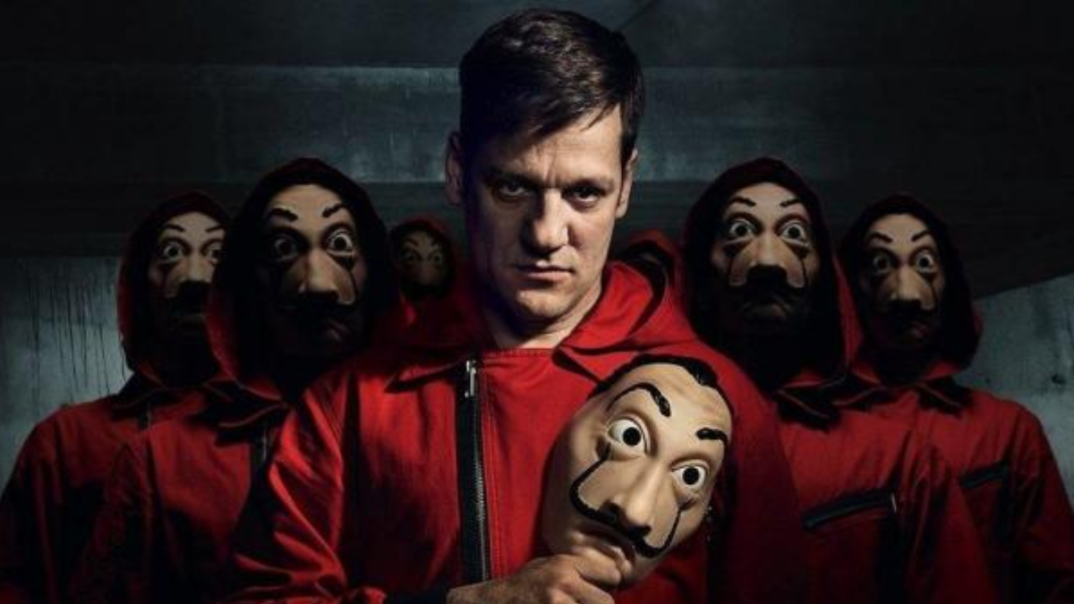 La Casa De Papel: Netflix generó expectativas ¿Habrá otro argentino en la serie?