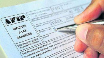 El proyecto para modificar el impuesto a las Ganancias obtuvo dictamen en comisiones de Diputados.