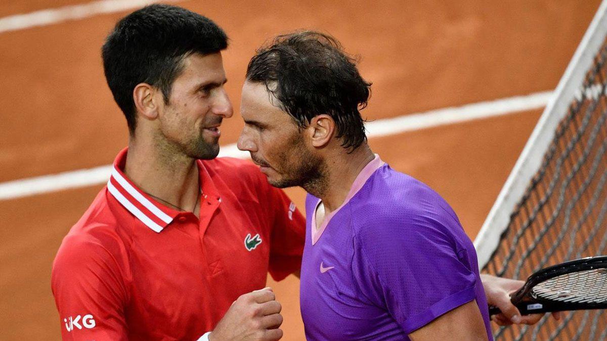 Djokovic eliminó a Nadal en la semifinal de Roland Garros.