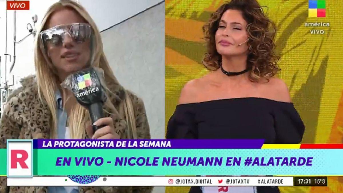 Nicole Neumann habló de su presente y futuro con Manu Urcera