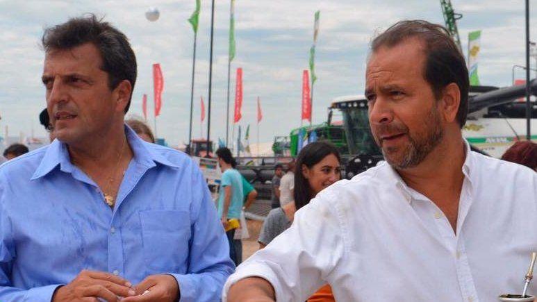 Jorge Solmi: el hombre de Sergio Massa en el ministerio de Agricultura que lleva adelante la tarea de diálogo con la Mesa de Enlace.