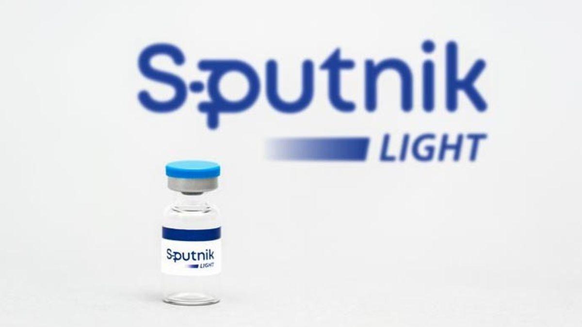 Rusia aprueba la Sputnik Light