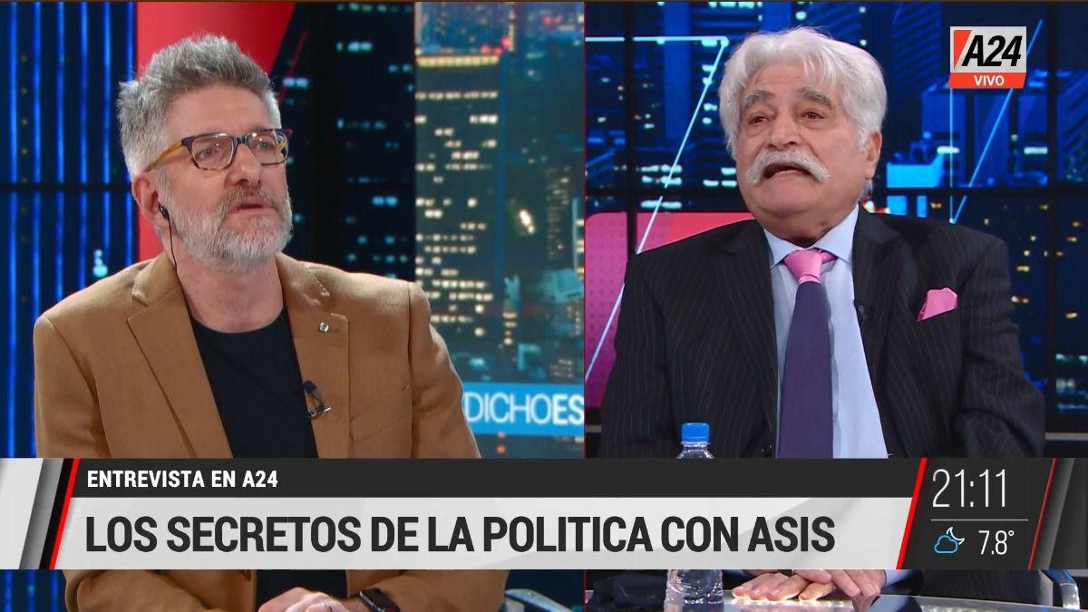 Jorge Asís: El peronismo va a ganar en la provincia de Buenos Aires.