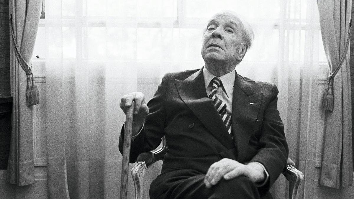 Jorge Luis Borges fue enterrado en Ginebra
