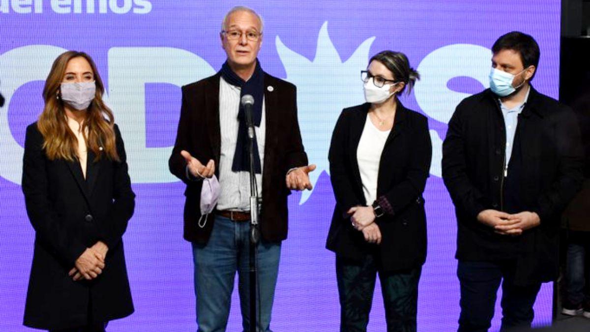 Daniel Gollan integra el segundo lugar en la lista de precandidatos a diputados nacionales bonaerense. Foto: Archivo.