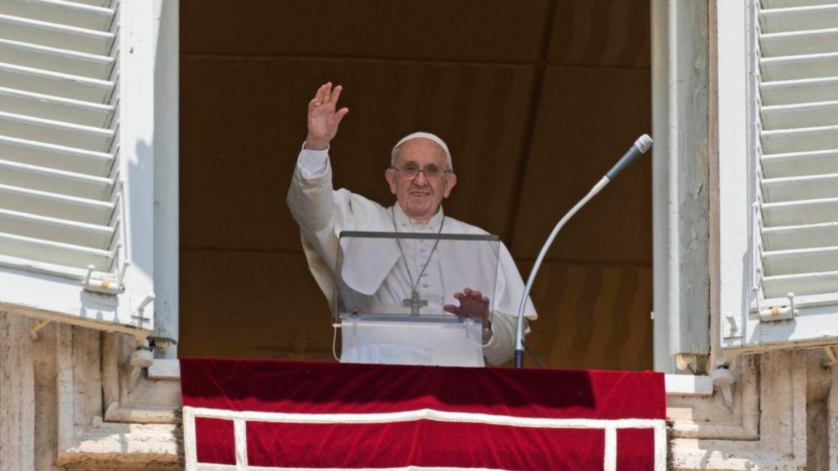 El papa Francisco pidió al mundo que ayude a quienes huyen de los talibanes. (Foto: archivo)